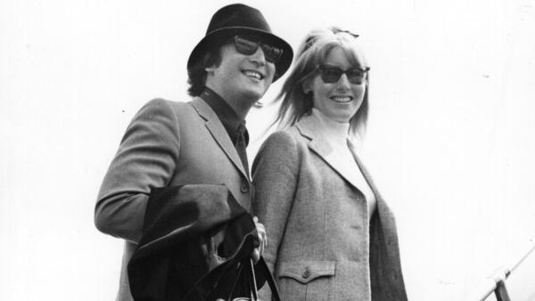 "In 1985, Cynthia Lennon said that touring with The Beatles was ""wonderful,"" but ""all we saw were the inside of hotel rooms, the inside of Cadillacs."""