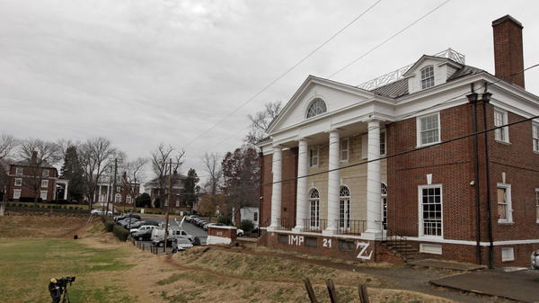"Members of the Phi Kappa Psi fraternity at the University of Virginia were accused of committing gang-rape in a <em>Rolling Stone</em> article last November. The article was later retracted. A report by the Columbia University Graduate School of Journalism said the errors behind the article involved ""basically every level of <em>Rolling Stone</em>'s newsroom."""