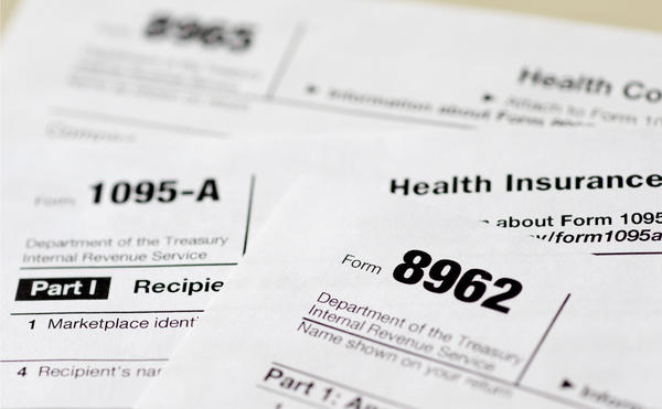 Depending on the amount taken in subsidies, or changes in reported income and family status, some Obamacare policyholders this year will get a bigger refund than expected and others will owe more in taxes.