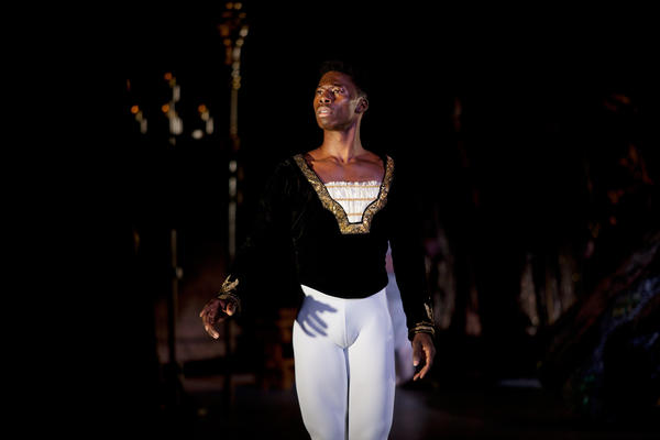 When he was 12, Brooklyn Mack persuaded his mom to take him to the Columbia Classical Ballet in South Carolina. He received a scholarship and was the only black dancer at the school. This year, Mack stars as Prince Siegfried in The Washington Ballet's production of <em>Swan Lake</em>.