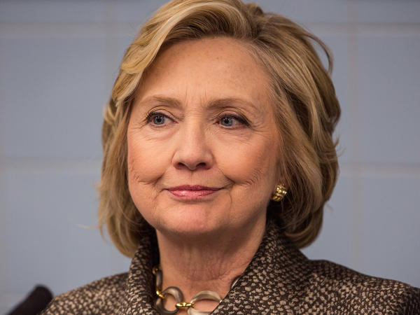 Hillary Clinton is running with all the advantages and challenges of someone who has been in the public eye for more than two decades.