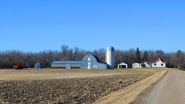 In this rural part of North Dakota, there are vast areas of empty farmland. Often, doing anything outside of the farm means taking a long drive, in the company of AM radio.