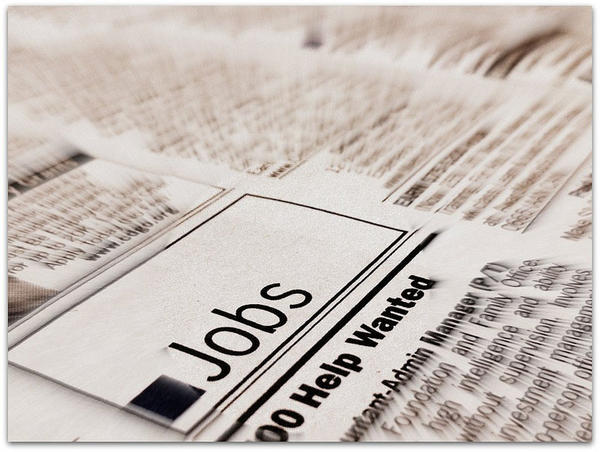 Washington state's unemployment rate dropped to 5.9 percent in March.