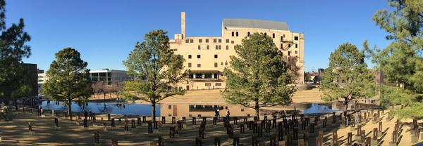 The Oklahoma City National Memorial and Museum