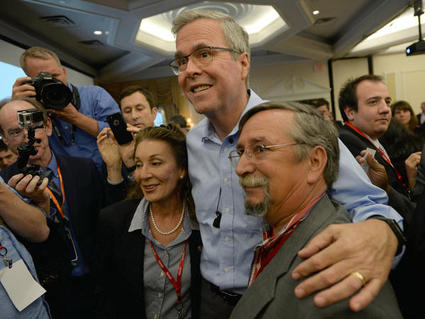 Declared and potential candidates are already in New Hampshire. Former Florida Gov. Jeb Bush and others spoke at the First in the Nation Republican Leadership Summit this week in Nashua.