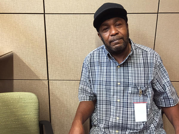 "Retired paramedic Charles Dalton is now disabled. He pays $149 each month for his subsidized health insurance. ""If you get a helping hand,"" he says, ""the last thing you need is for it to be snatched out from under you."""