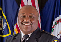 Kelvin Wright is chief of police in Chesapeake, Va. (cityofchesapeake.net)