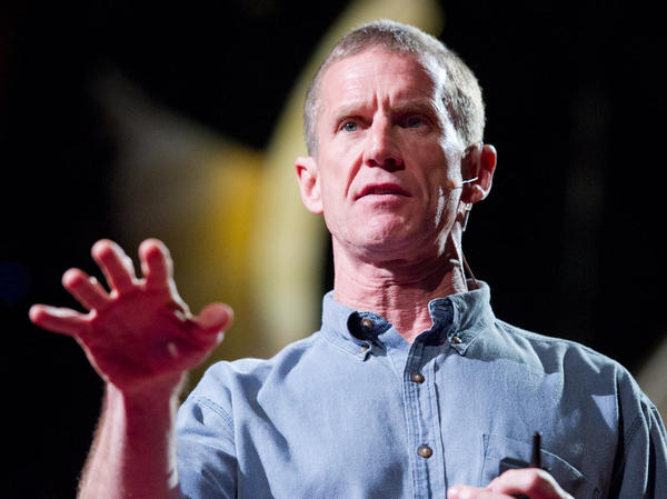 Leaders can let you fail and yet not let you be a failure. — Stanley McChrystal