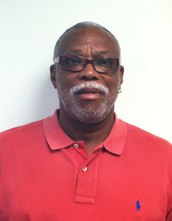 Ronald Hampton was a police officer in Washington, D.C., for 23 years.