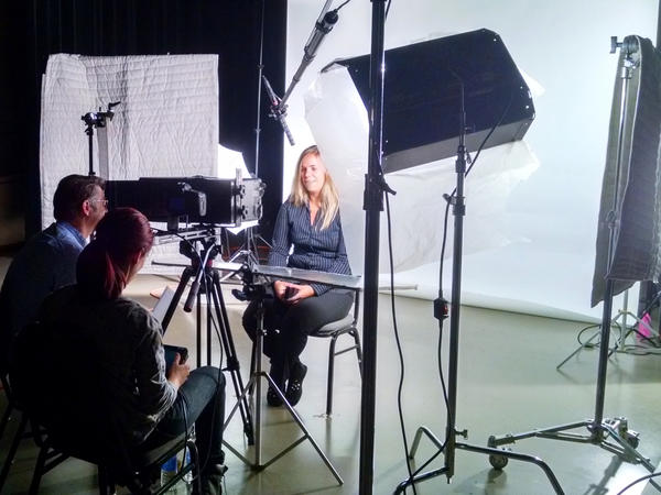 The <em>Whiteness Project</em> was filmed in Buffalo, N.Y., but the filmmaker, Whitney Dow, would like to take the project on the road.