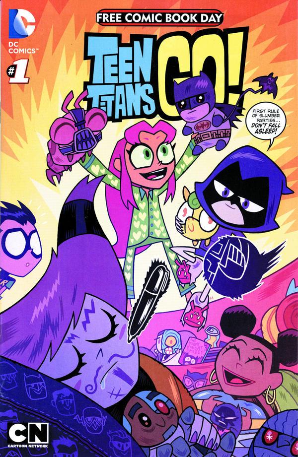 <em>Teen Titans Go</em>