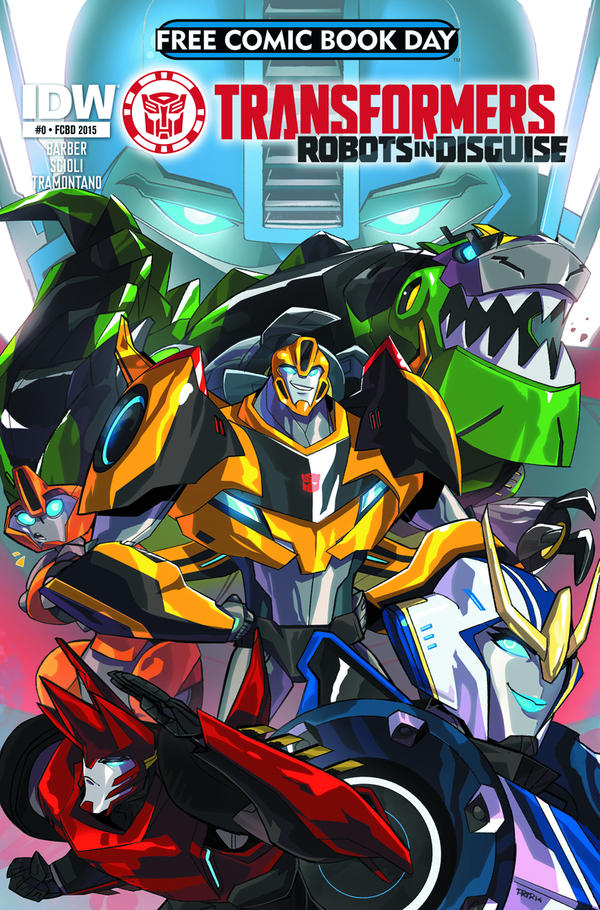 <em>Transformers: Robots in Disguise</em>