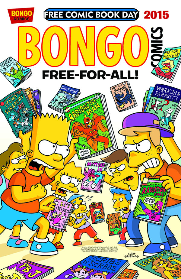 <em>Bongo Free-For-All</em>