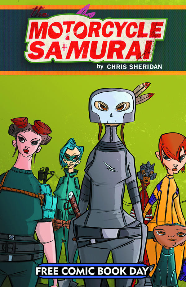 <em>Motorcycle Samurai</em>