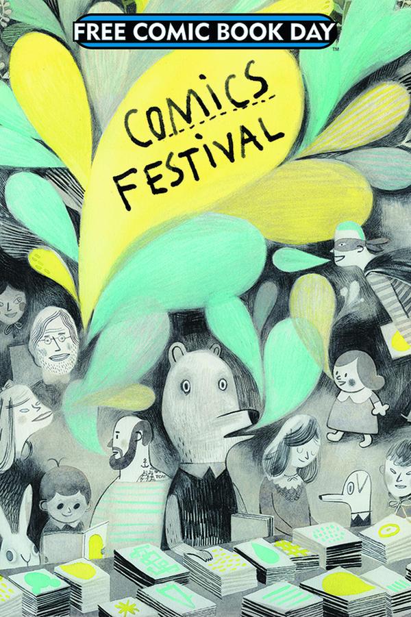 <em>Comics Festival</em>
