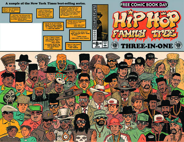 <em>Hip Hop Family Tree</em>