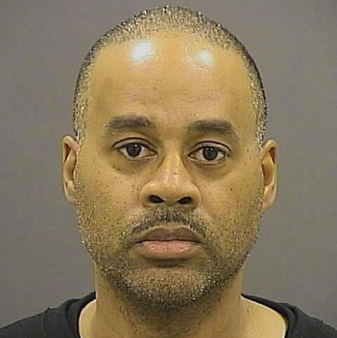Caesar R. Goodson Jr., one of six police officers charged with felonies ranging from assault to murder in the death of Freddie Gray.