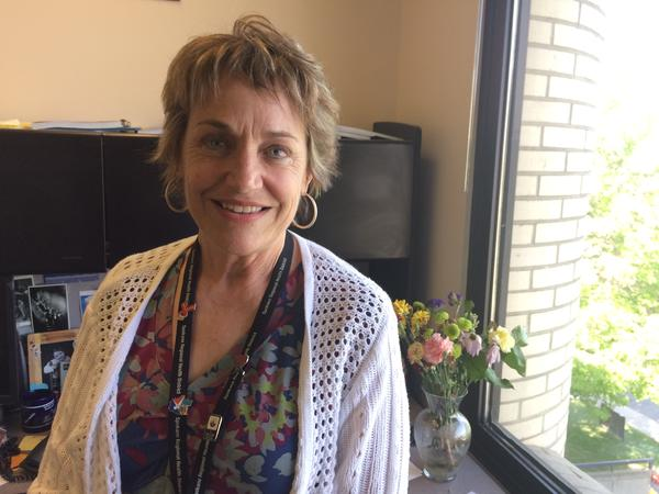 Epidemiologist Dorothy MacEachern is monitoring people who may have been exposed to the measles in the Spokane area.