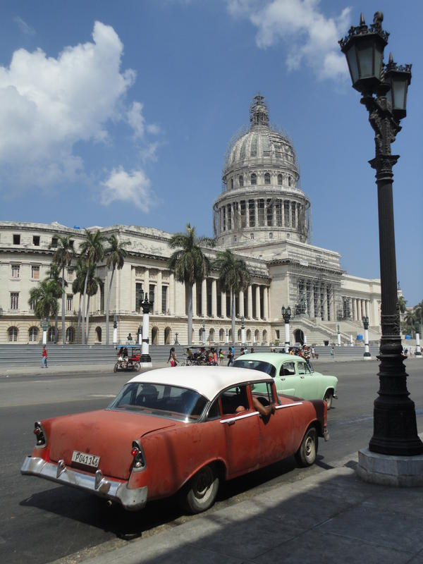 Cuban National Capitol Building