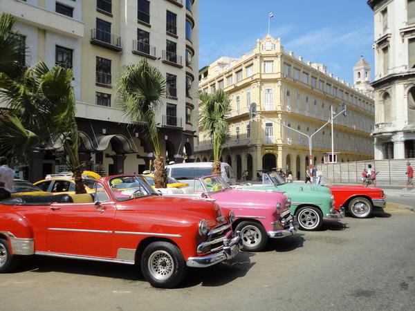 1950's American cars