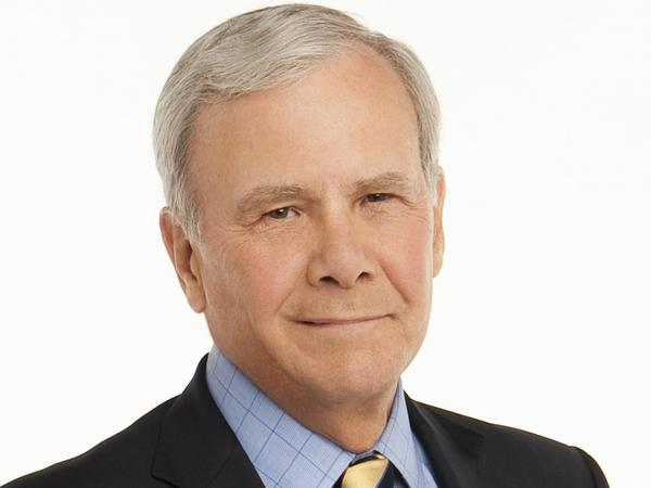 Tom Brokaw served as the anchor and managing editor of <em>NBC Nightly News</em> from 1982 until 2004.