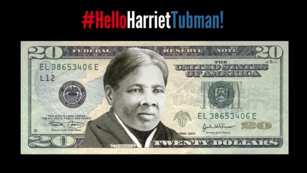 With 118,328 votes, Harriet Tubman edged Eleanor Roosevelt in a campaign to put a female face on the $20 bill.