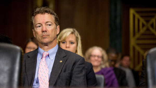 Republican presidential candidate Sen. Rand Paul's 10 1/2 hours on the Senate floor were about liberty, the Constitution and the need to stand out in a field of presidential hopefuls.