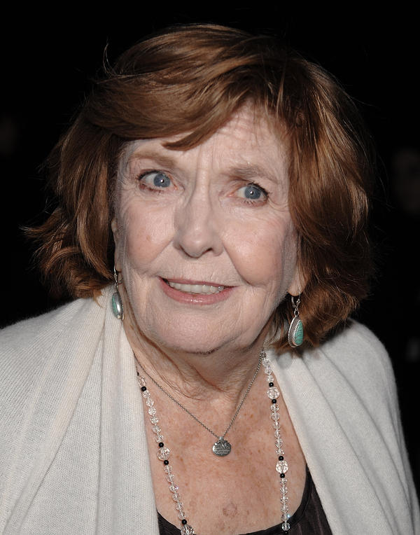 Comedian Anne Meara at the Museum of the Moving Image Salute to Ben Stiller at Cipriani's 42nd Street on Nov. 12, 2008 in New York.