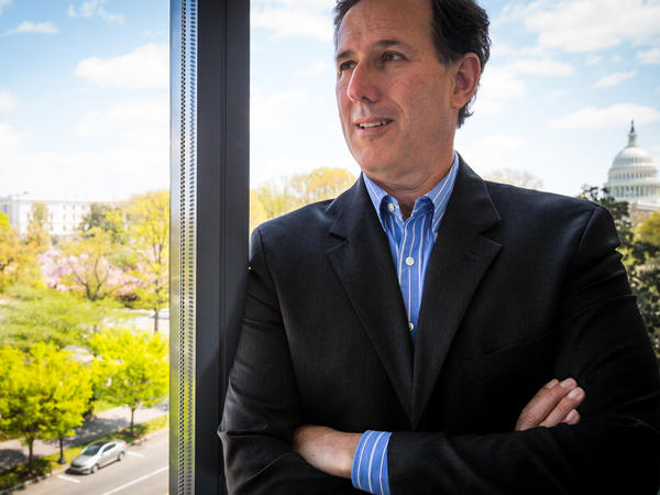 Rick Santorum, R-Pa., won Iowa in 2012. He faces a more crowded field this time around.