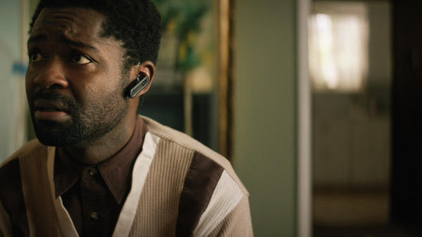 David Oyelowo plays an American Army veteran living with his mother in HBO's <em>Nightingale.</em>
