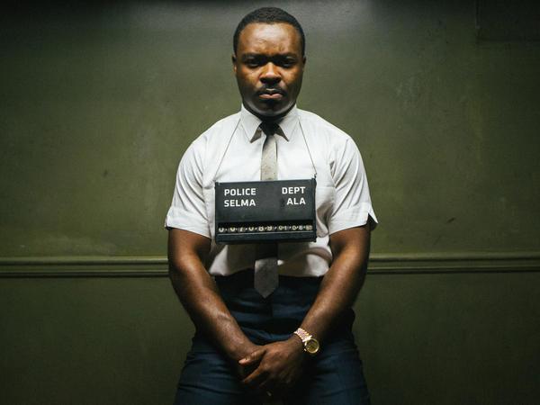 David Oyelowo plays Martin Luther King Jr. in Ava DuVernay's <em>Selma</em>.