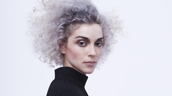 St. Vincent's new, self-titled album comes out Feb. 25.