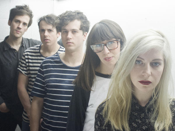 Alvvays' new album, <em>Alvvays</em>, comes out July 22.
