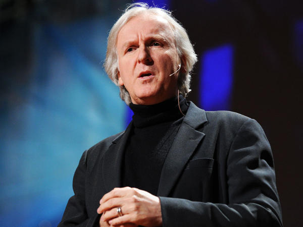 James Cameron talks about how his fascination with the world around him has driven his film career.