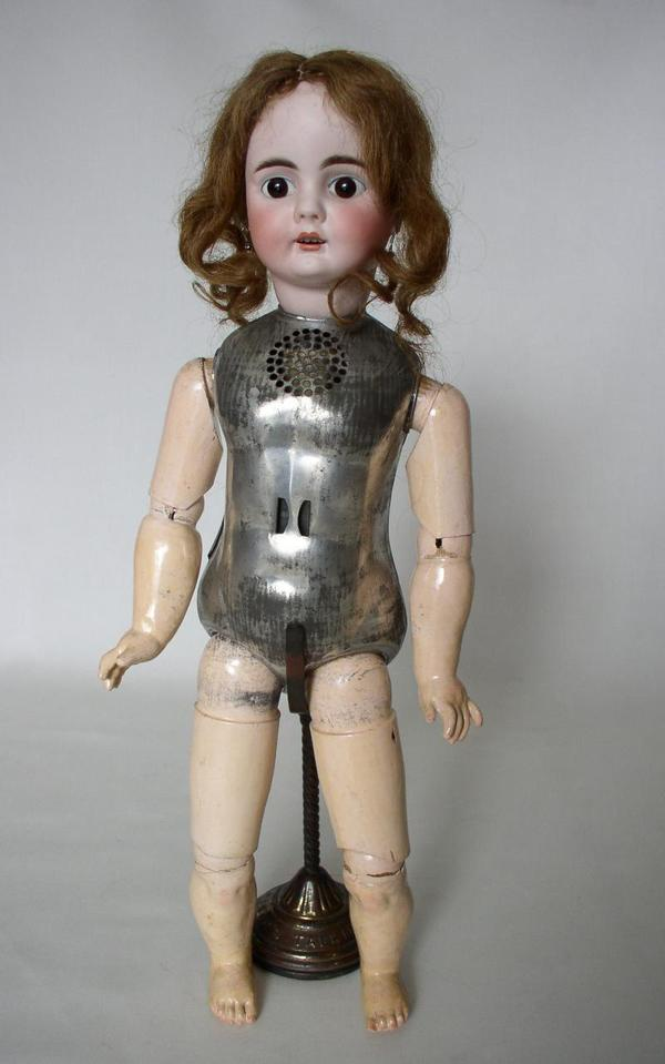 """Thomas Edison's talking dolls were <a href=""""http://www.nps.gov/edis/learn/photosmultimedia/talking-doll-faq-product-durability.htm"""" target=""""_blank"""">reportedly pretty robust</a>, but their miniature phonographs were another story."""