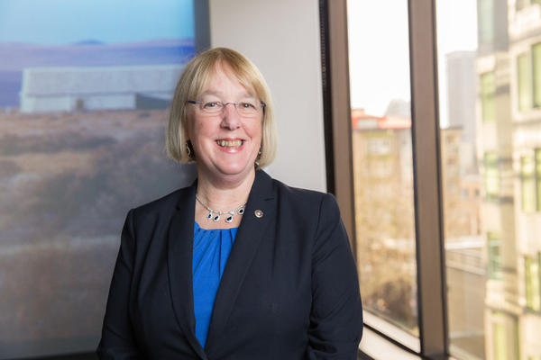U.S. Senator Patty Murray is the fourth-ranking Democrat in the Senate.