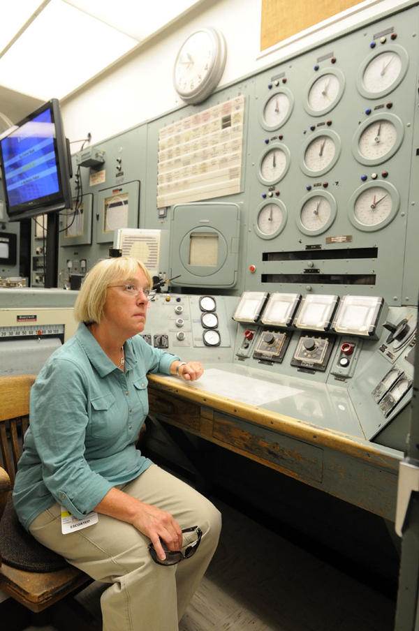 U.S. Senator Patty Murray says she feels a responsibility to explain what Hanford is to senators and president.