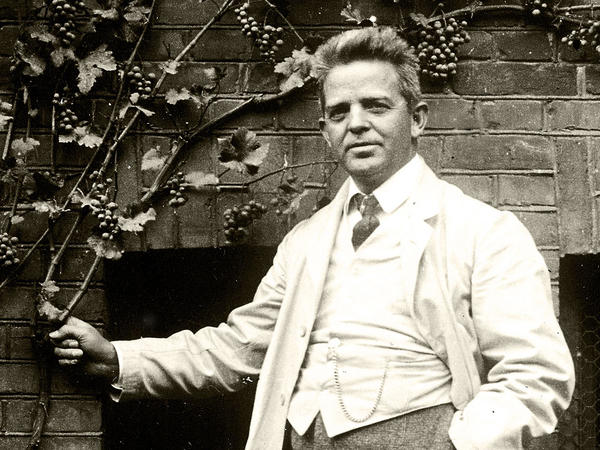 Danish composer Carl Nielsen wrote six exuberant symphonies.