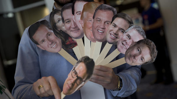 Several candidates are vying for the 2016 nomination, but which of them most represents the future?