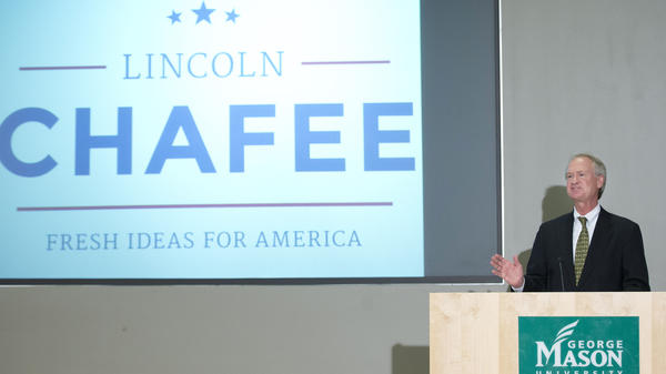 Chafee's mangled announcement – ranging from his wife asking on Facebook if any of his staff knew his password to his push to implement the metric system – overshadowed the real message he's been trying to push for months.
