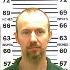 David Sweat, who escaped along with Richard Matt on Saturday from the Clinton Correctional Facility in Dannemora, New York.