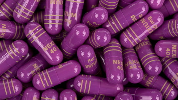 A Stanford University study explored the medical records of millions of people looking for patterns. People taking proton-pump inhibitors for chronic heartburn seemed to be at somewhat higher risk of having a heart attack than people not taking the pills.