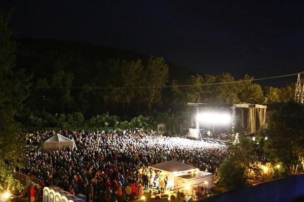 Solid Sound Festival 2015 at MASS MoCA in North Adams, Mass.
