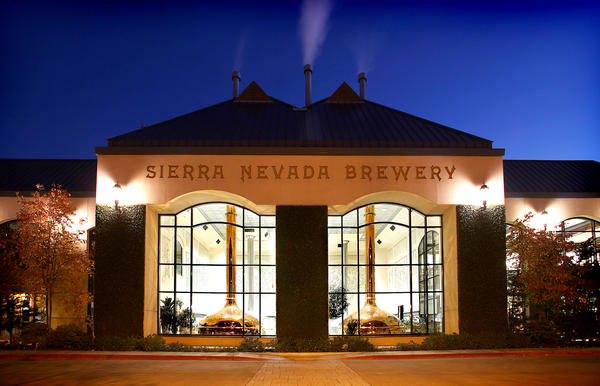 At its facility in Chico, Calif., Sierra Nevada Brewing Company has built a CO2 recovery system to capture the gas that's created during fermentation and recycle it back into operations.