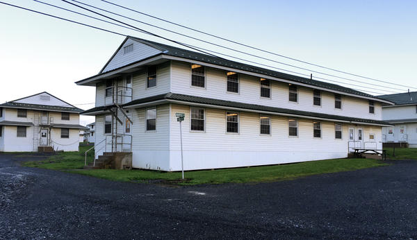 Some of the men and women who attended the reunion slept overnight in separate renovated barracks on the base. Many of the wooden barracks that housed refugees in 1975 have been torn down.