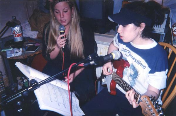Amy Winehouse, in an image taken from the documentary <em>Amy, </em>by director Asif Kapadia.