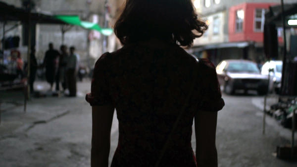 A scene from <em>A Gay Girl in Damascus</em>.