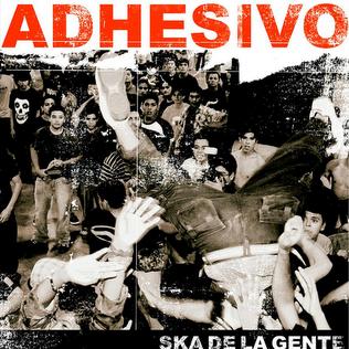 Adhesivo - Odisea de Fabio