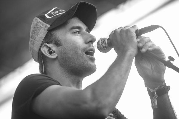 "Sufjan Stevens capped his Newport Folk performance with songs from <em>Illinois</em>, including ""Chicago."""