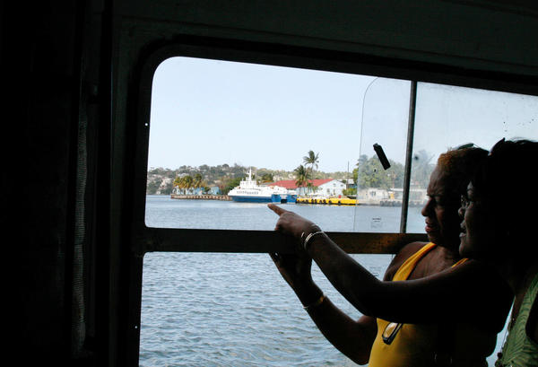 Back in the '90s, in the middle of Cuba's deep economic crisis, one of the ferries to Regla was hijacked and taken to Miami.